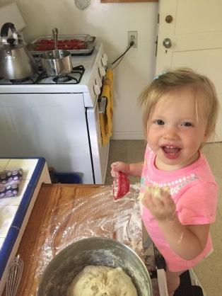 Olive, the kitchen assitant